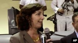 Roberta Jacobson fue muy crítica sobre el tipo de elecciones por las que se ha caracterizado a Venezuela en el pasado reciente.