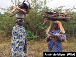 Mulheres de Palma, Cabo Delgado, Moçambique