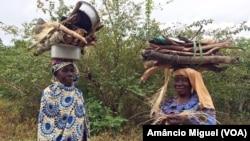 Mulheres, Palma, Cabo Delgado, Moçambique