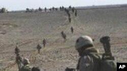 کشته شدن یکی از عساکر ناتو در جنوب افغانستان