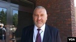 Марк Фейгин- политик, юрист