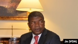 João Lourenço yahiganwe kuba umukuru w'igihugu muri Angola