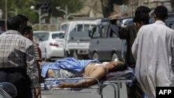 İraqda intiharçı hücumu 26 adamın həyatına son qoydu