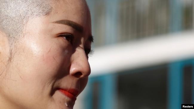 狱中维权律师王全璋妻子将赴山东临沂监狱抗议要求依法探视