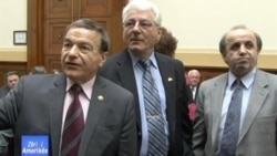 Portreti zyrtar i Tom Lantoshit ne Kongres