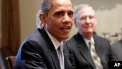 Los legisladores regresan a Washington la próxima semana, cuando deberán responder a conflictos desde Ucrania a Medio Oriente y las iniciativas internacionales de alto nivel llevadas a cabo por el presidente Barack Obama.