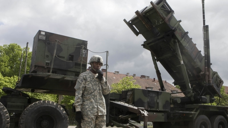 US to Keep Patriot Missiles in Turkey for up to Another Year
