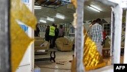 حمله با نارنجک به مراسم مذهبی در کليسای نايروبی