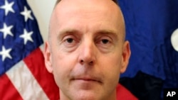 FILE - Brigadier General Jeffrey A. Sinclair.