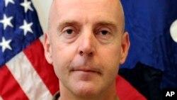 Brigadir Jenderal Angkatan Darat AS, Jeffrey A. Sinclair, yang menghadapi tuduhan pelecehan seksual.