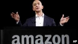 Predsednik kompanije Amazon Džef Bezos