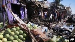Wave of Car Bombs Kills Dozens in Iraq