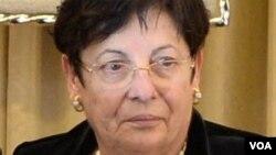 Ketua Mahkamah Agung Israel, Miriam Naor (foto: Wikipedia).