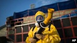 برازیل ۲۲۰ هزار سرباز را برای مبارزه با پشۀ ناقل ویروس زیکا توظیف کرده است.