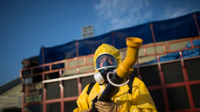 US Agency: Four Countries Most at Zika Risk Due to Olympics Travel