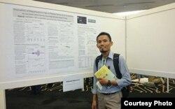 Dr Marzuki, pakar cuaca Universitas Andalas, Padang. (Foto: Unand)