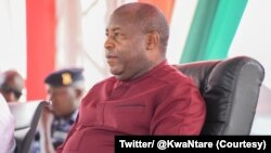Umubonano wa Prezida Ndayishimiye n'Urwaruka