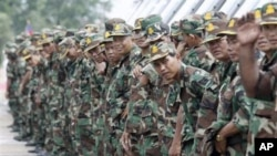 The $304-million defense and security budget for 2011 was less than Cambodia's neighbors last year.