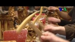 I Ketut Asnawa dan Gamelan Bali di Amerika - Liputan VOA untuk Dahsyat