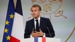 Francuski predsjednik Emmanuel Marcon