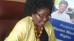 Zuva reMadzimai reInternational Women's Day Rotarisirwa kucherechedzwa Pasi Rose Mangwana