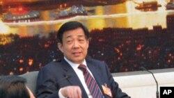 前中共重慶市委書記薄熙來(資料圖片)