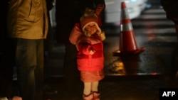 奥巴马参加康州烛光守夜悼念死难学童
