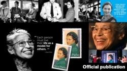 လူမဲအမ်ိဳးသမီးေခါင္းေဆာင္ Rosa Parks