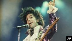 En images : la mort de Prince