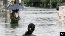 فلپائن: ایک اور سمندری طوفان