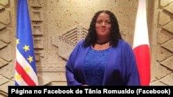 Tânia Romualdo, Embaixadora de Cabo Verde na China