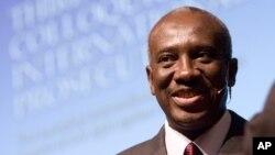Hassan Bubacar Jallow yahoze ari umushikirizamanza mukuru wa sentare idasanzwe yashiriweho u Rwanda