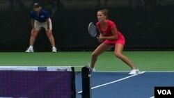 Bojana Jovanovski na turniru u Vašingtonu prošlog leta
