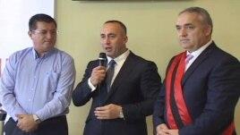 """Haradinaj """"Mirënjohja e Qytetit të Shëngjinit"""""""