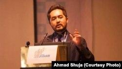 احمد شجاع، طراح پروژۀ صد روز