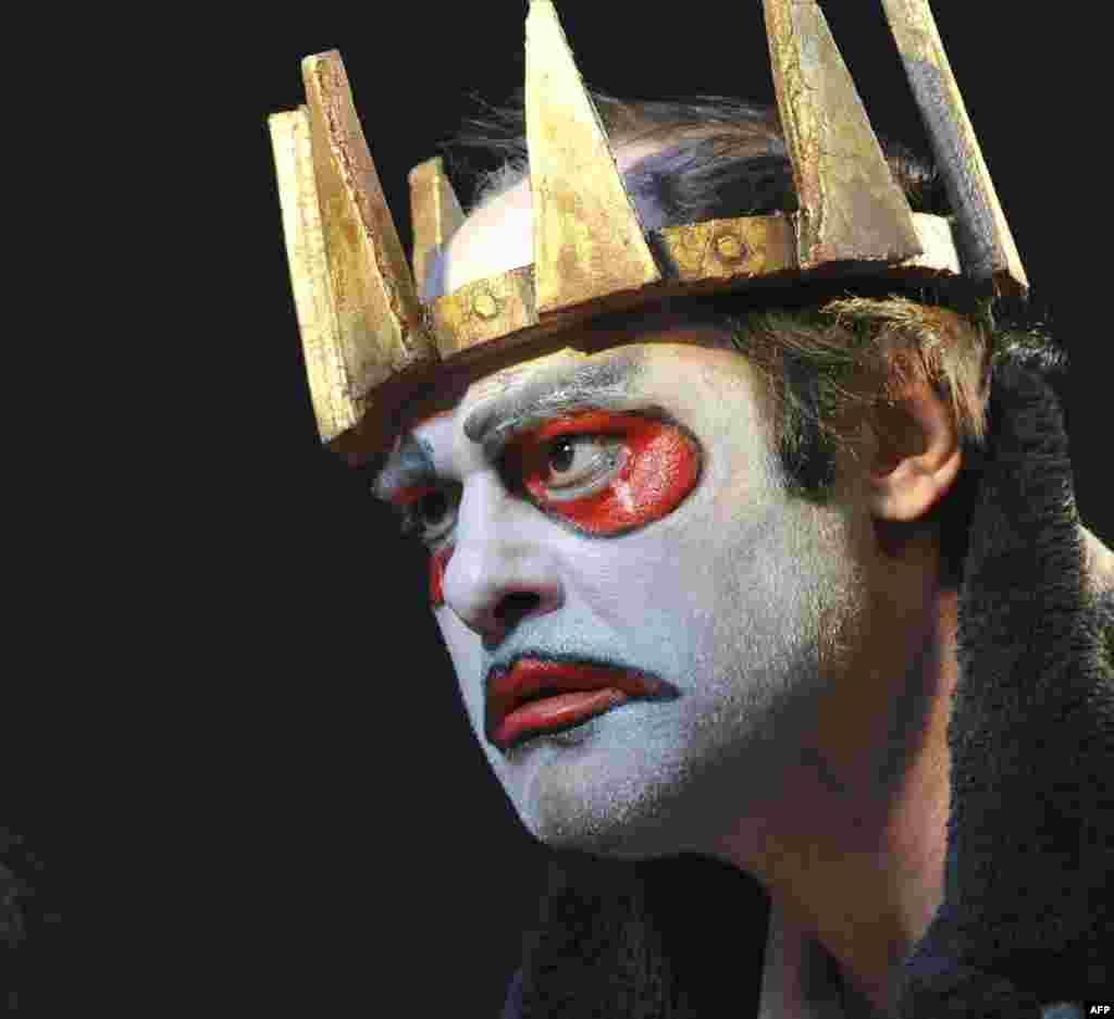 Ираклий Кавсадзе - Король Лир