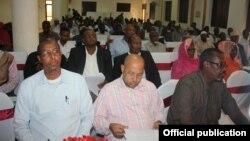 Kulanka Xisbiyada Siyaasadda