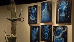 برپایی نمایشگاه تازه ای از هنرهای مدرن سرخپوستان آمریکا