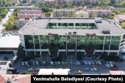 Yenimahalle belediye binası