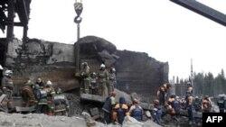 Hơn 91 thợ mỏ đã thiệt mạng trong hai vụ nổ kép tại mỏ Rspadksaya ở Siberia hồi năm ngoái