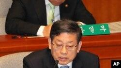 지난 8일 WHO를 통한 대북지원 재개를 승인한 한국 정부
