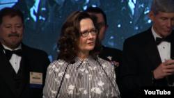 Gina Haspel (Foto : 4 oktòb 2017).