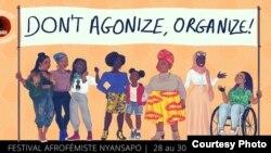 Du 28 au 30/07 le Festival afroféministe européen NYANSAPO.