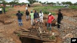 Zimbabwe Mine Disaster