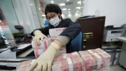中国债务泡沫大而不破 银行效率垫背?