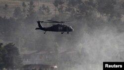 Se cree que unas doce civiles han perdido la vida en el ataque.