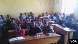 Umubare w'abana bava mu mashure mu Rwanda waragabanutse