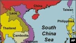 南中国海地区