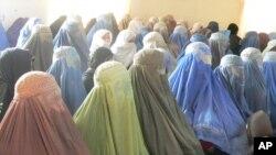 فراغت دهها زن از صنوف حرفه آموزی درقندهار