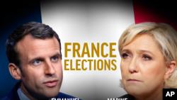 Франція перед вибором: Макрон чи Ле Пен?